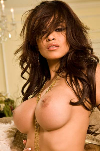 Model Daisy Marie in Dairy Marie has got only