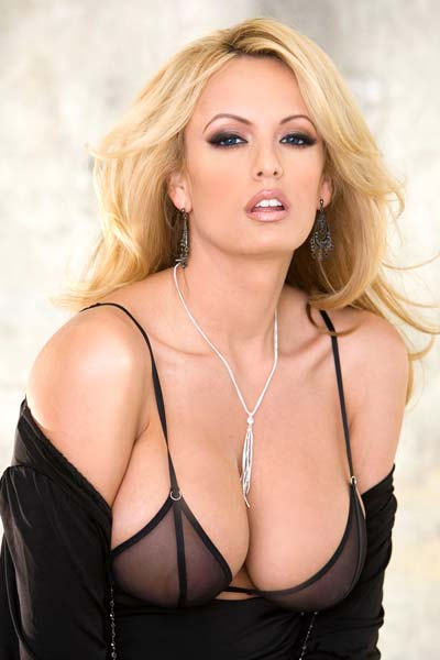 Model Stormy Daniels in Stormy Daniels will blow your