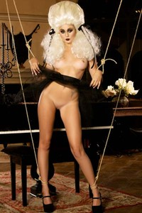 Model Ariana Marie in Penthouse Pet 1217