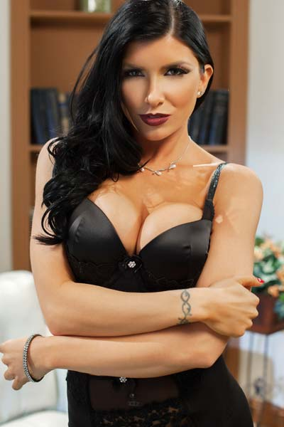Model Romi Rain in Penthouse Pet 1255