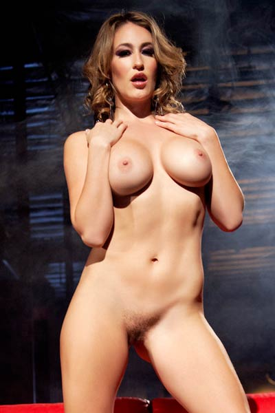 Model Natasha Starr in Wish Upon A Starr Tonight
