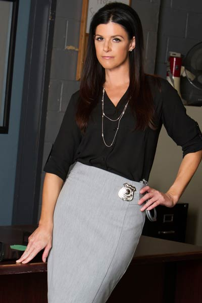 Model India Summer in Six More Weeks Of Winter